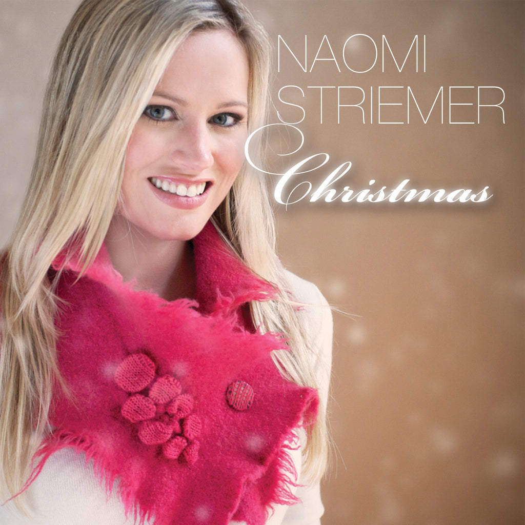 "Naomi Striemer ""Christmas"" - Album"