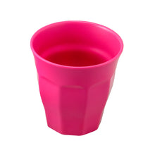 Load image into Gallery viewer, Gourmet Art 4-Piece Melamine 9 oz. Cup Hot Pink