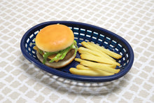 Load image into Gallery viewer, Gourmet Art 6-Piece Patriotic Burger Basket