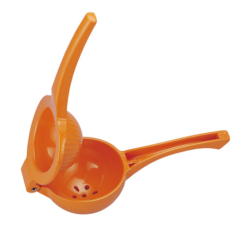 Gourmet Art Metal Squeezer, Orange