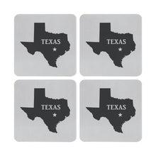 Load image into Gallery viewer, Supreme Stainless Steel 4-Piece Texas Coaster