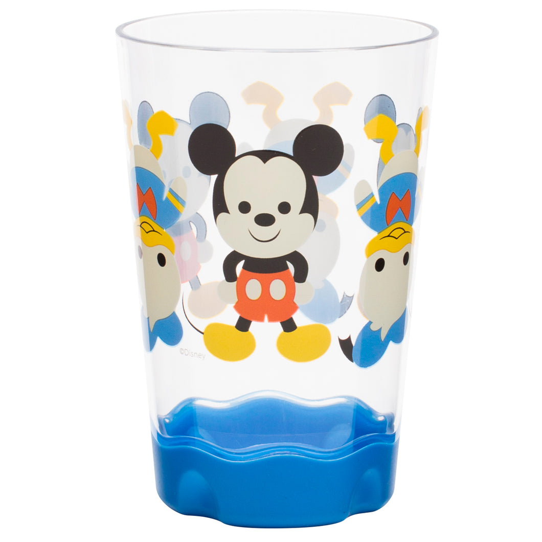 Gourmet Art 2-Piece Mickey Mouse Plastic 9 oz. Cup