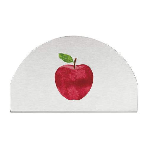 Supreme Stainless Steel Apple Napkin Holder