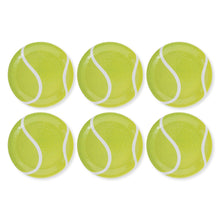 Load image into Gallery viewer, Gourmet Art Tennis Melamine 9 Plate