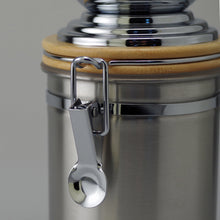 Load image into Gallery viewer, Supreme Stainless Steel Coffee Grinder with 24 oz. Canister