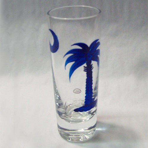 Wine Things Palmetto Blue Moon Shot Glass