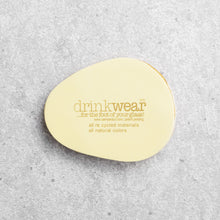 Load image into Gallery viewer, Drinkwear 4-Piece Go Green Flip Flop Coaster