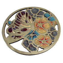 Load image into Gallery viewer, Perter Butterfly Trivet