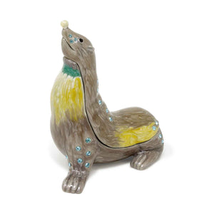 Sea Lion Trinket Box