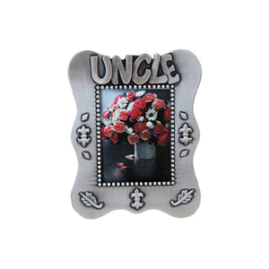 "Uncle Picture Frame, 2"" x 3"""
