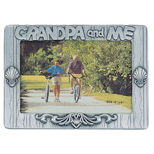 "Load image into Gallery viewer, Grandpa & Me Picture Frame, 4"" x 6"""