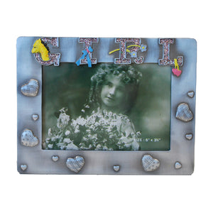 "Girl Picture Frame, 3.5"" x 5"""