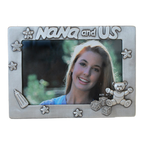 Nana & Us Picture Frame, 4