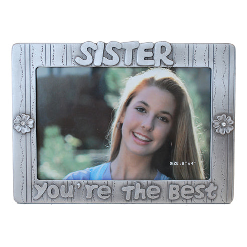 Sister, You're The Best Picture Frame, 4