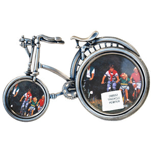 Tricycle, 2 Holes Picture Frame
