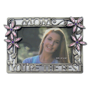 "Mom, You're The Best Picture Frame, 3.5"" x 5"""