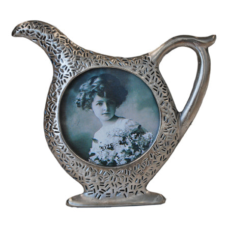 Pitcher Picture Frame, 2.5