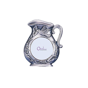"Pitcher with Bird Picture Frame, 1"" x 1"""