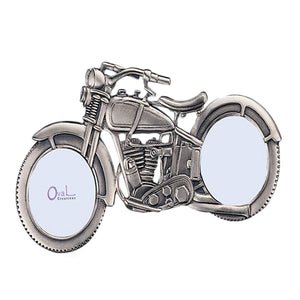 Motorcycle 29, 2 Holes Picture Frame