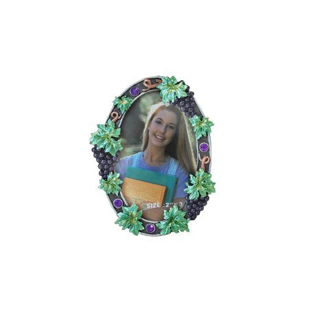 Grape Picture Frame, 2