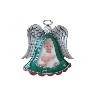 "Green Angel Picture Frame, 2"" x 3"""