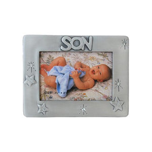 "Son Picture Frame, 2.5"" x 3.5"""