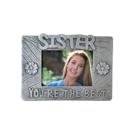Sister, You're The Best Picture Frame, 2