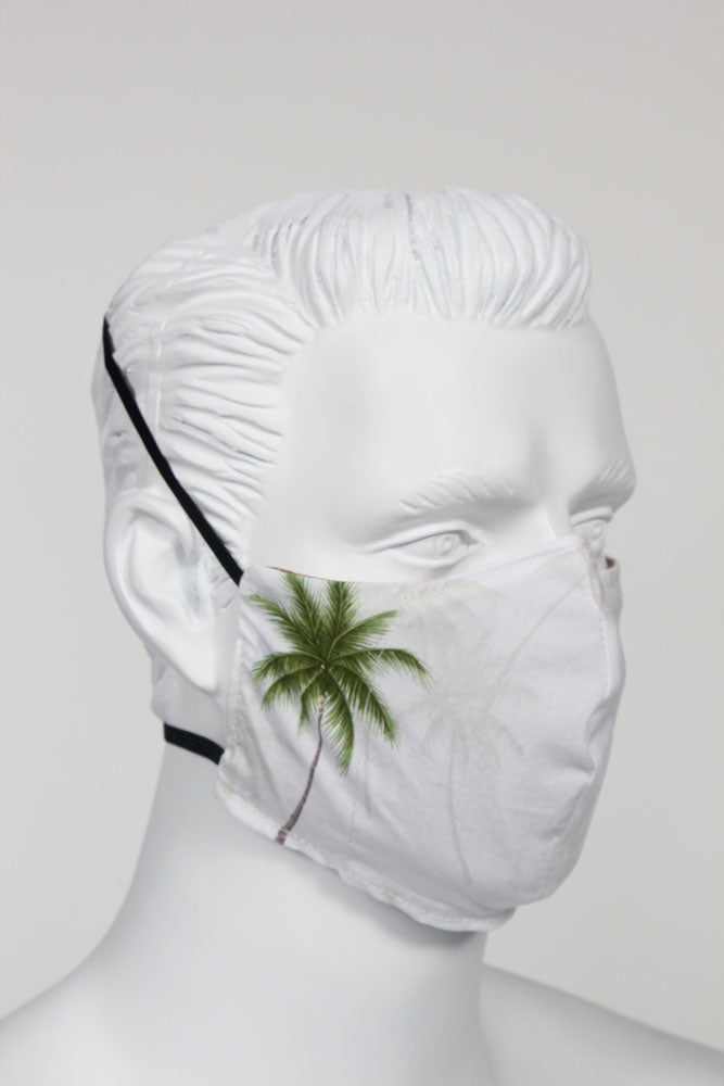 Defender PPE Face Mask - Island Paradise