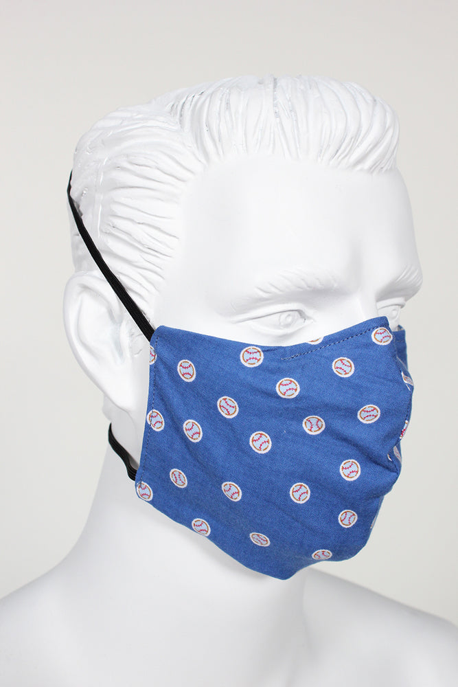 Face Cover - Baseball