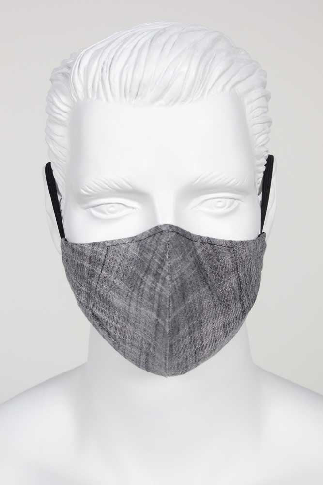 Guardian PPE Face Mask - Charcoal