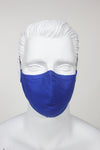 Defender PPE Face Mask - USA Royal Blue