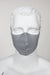 Defender PPE Face Mask - USA Gray