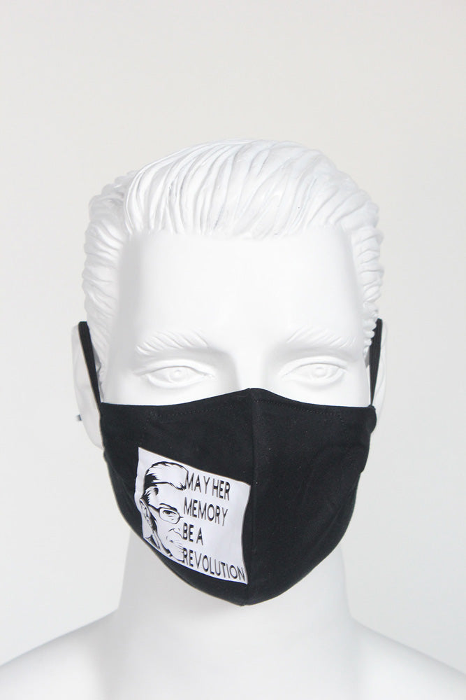 Guardian PPE Face Mask - Ruth Bader Ginsburg