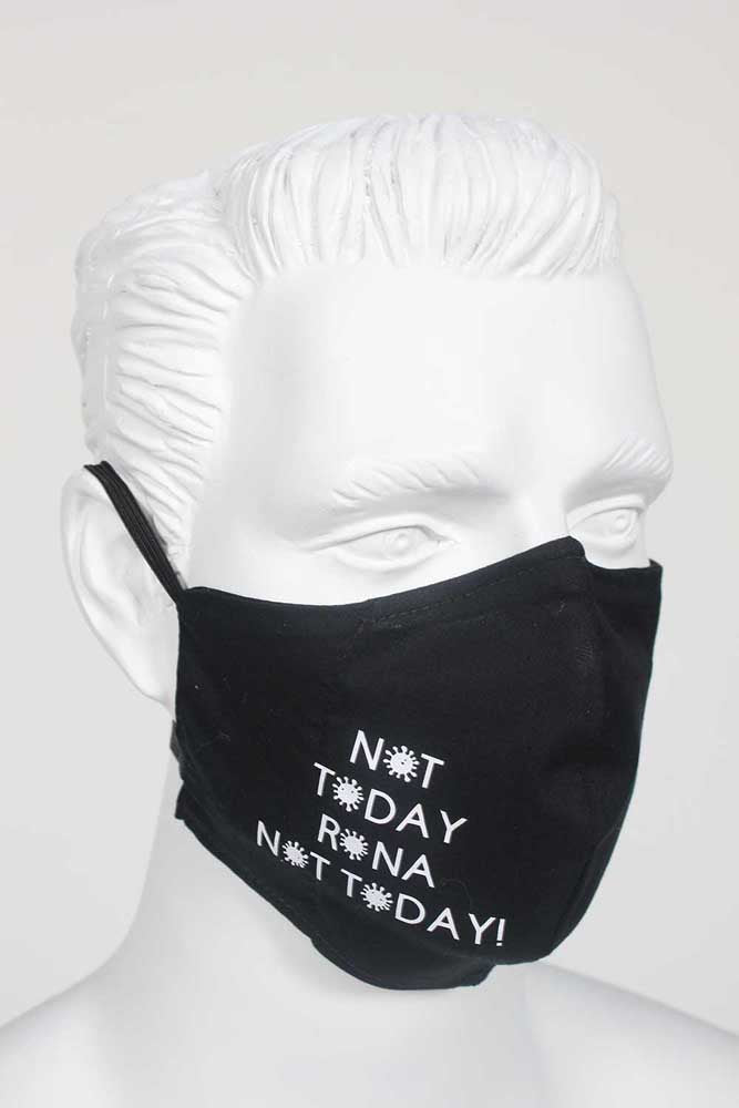 Defender PPE Face Mask - Not Today