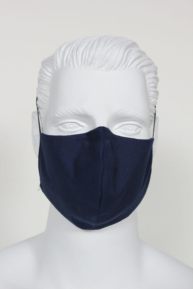 Face Cover - Navy