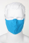 Defender PPE Face Mask - Lagoon