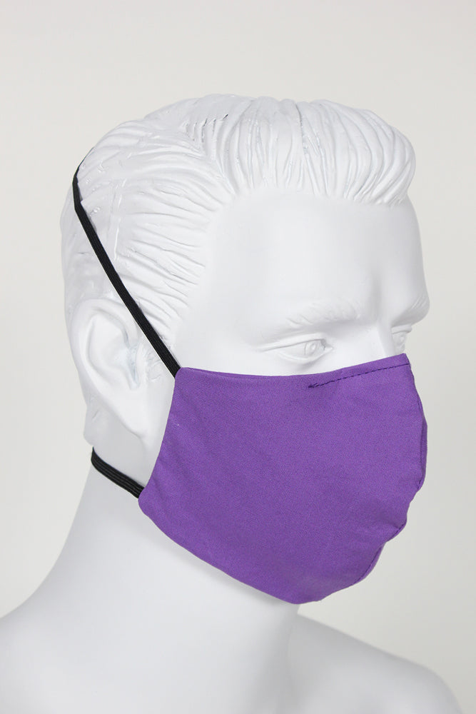 Face Cover - Purple