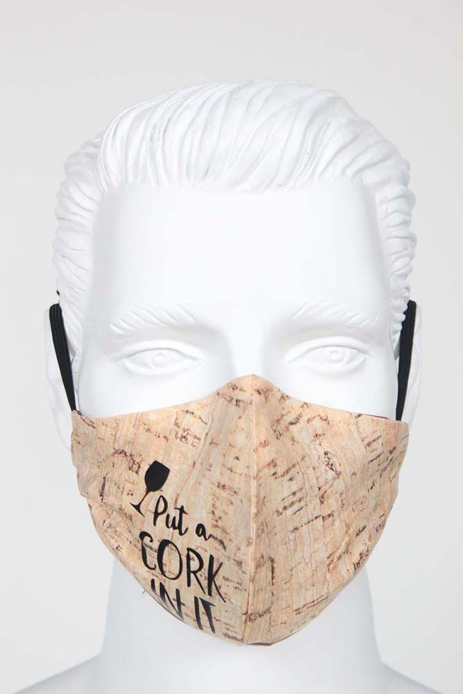PPE Face Mask - Put a Cork in it