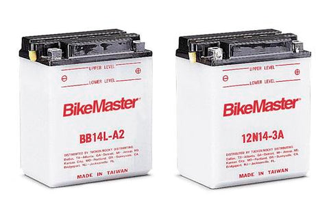 BikeMaster Battery BB14L-A2