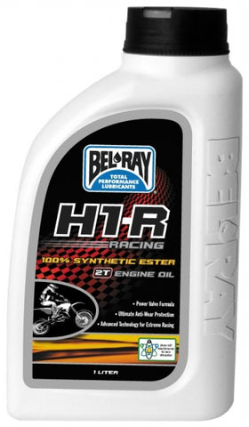 Bel-Ray H1 R Racing 100% Synthetic Ester 2T Engine Oil