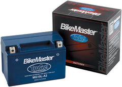 BikeMaster TruGel Battery MG12-BS