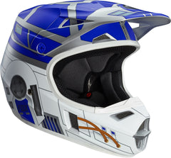 Fox V1 Youth Helmet Star Wars R2D2 Special Edition