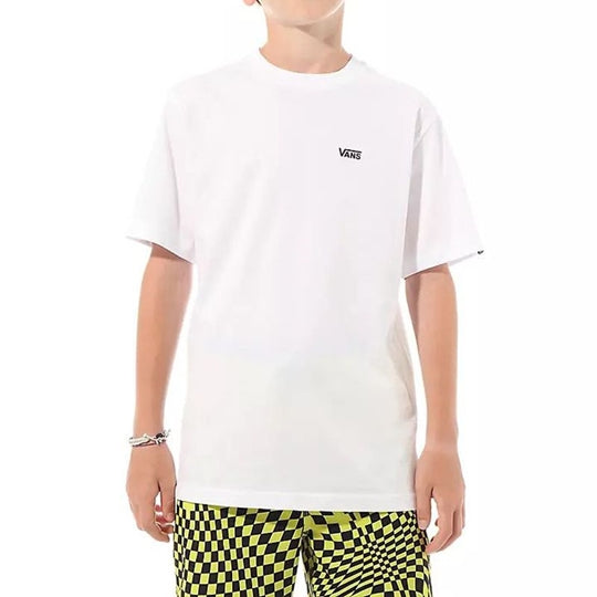 VANS T-SHIRT LEFT CHEST (8-14+ ANOS)