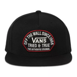 VANS BONÉ AUTHENTIC OG SNAPBACK