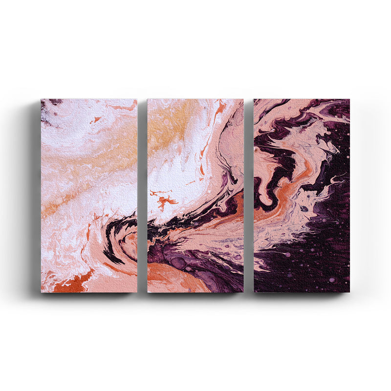 Collage split Canvas Manchas - balcru