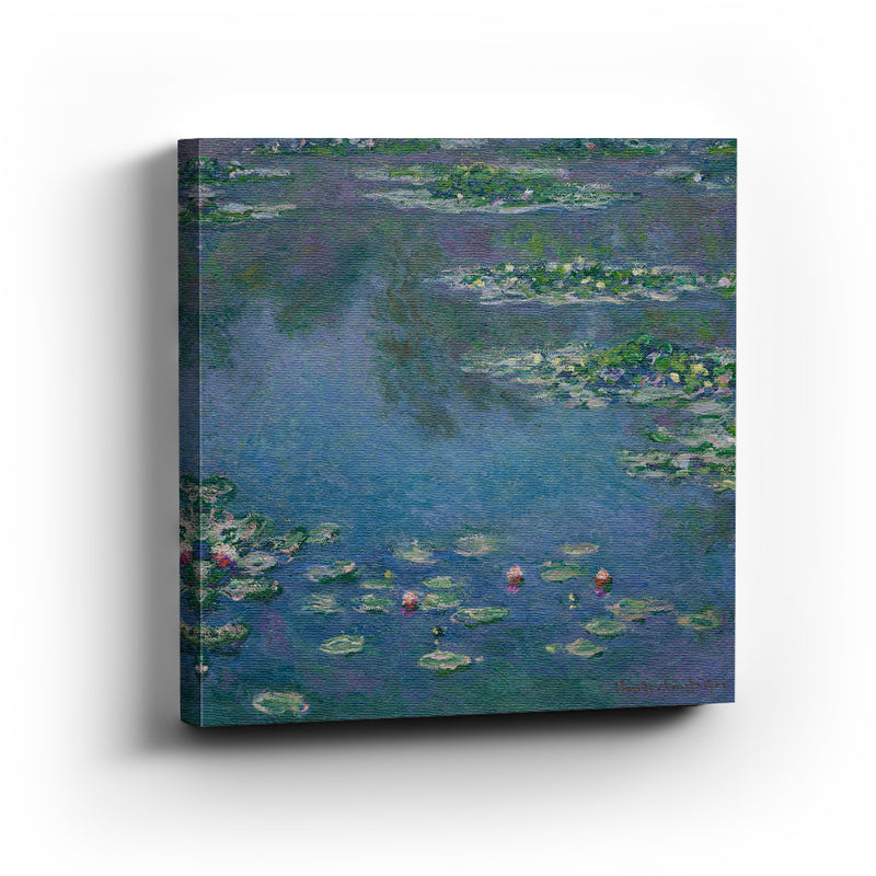 Cuadro canvas Water lilies Claude Monet - balcru