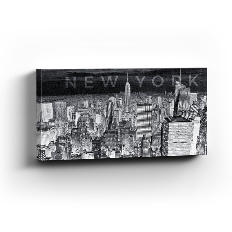 Cuadro Canvas Manhattan - balcru