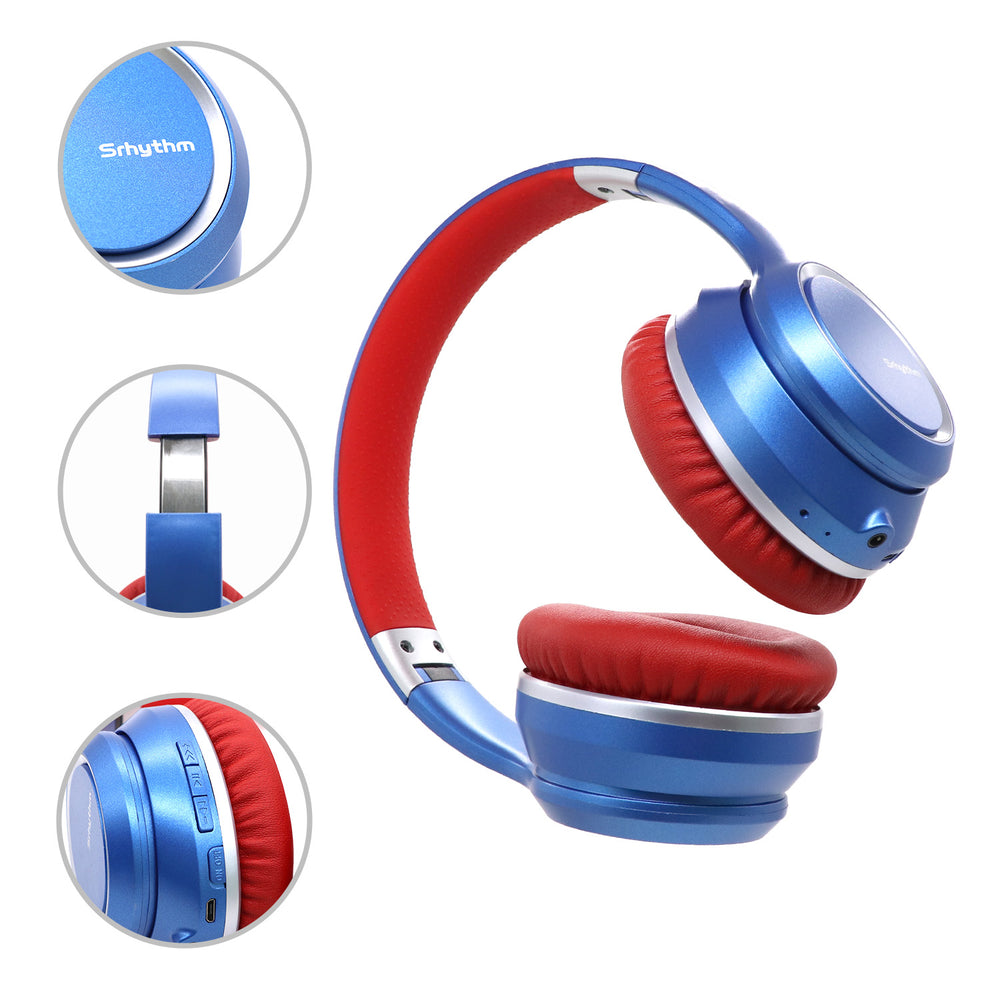 NiceComfort 15 - Foldable Over-ear Headset Bluetooth 5.0