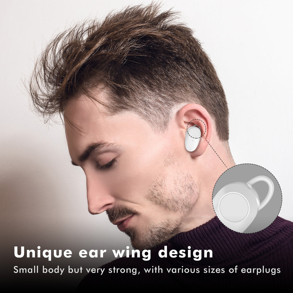 SoulMate S5 - Wireless Earbuds Bluetooth 5.1 with Noise Cancelling