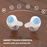 SoulMate S1 - Wireless Earbuds with Bluetooth 5.0